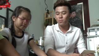 Phạm Hồng Minh làm người trợ giúp ước mơ vẽ tranh gia đình tuyệt đẹp!