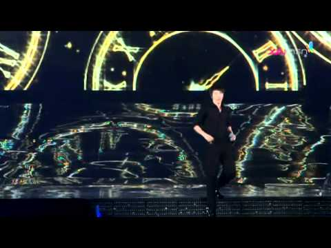 Super Show 4 Super Junior World Tour Singapore Stop Part 1 - Part 9