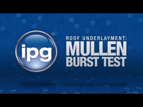 IPG NovaSeal Roof Underlayment vs Competitor