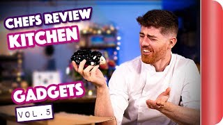 Chefs Review Kitchen Gadgets   Vol. 5