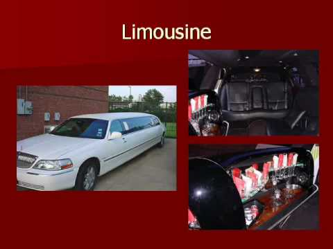 A Ambassador Limousine Fleet
