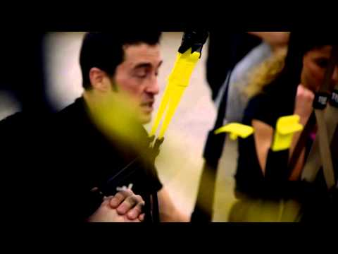 TRX Suspension Training ROMANIA by DIMI