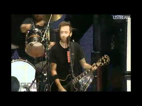 Rise Against The Strength to Go On Live At  Speedway Fontana