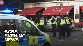 Suspect in London Bridge attack linked to 2012 terrorism offense