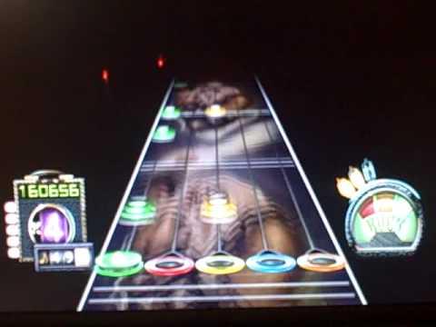Washington Is Next! by Megadeth ( Guitar Hero III Custom )