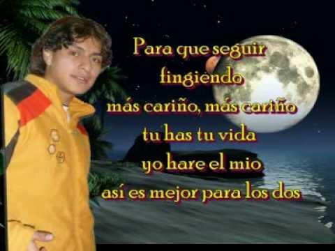 NUESTRO ERROR - REBELIÓN G - canta Ray Safary *ALEX ESTRELLA*