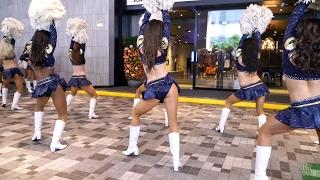Los Angeles Rams Cheerleader - Performance 2 @ Pentahotel Hong Kong, Kowloon