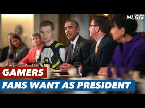 Gamers that fans want as Presidents