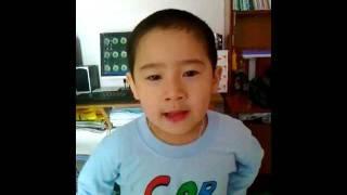 bé Lộc đọc bài thơ Ngôi Nhà Của Em ^^!