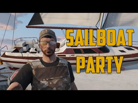 SAILBOAT PARTY! (Grand Theft Auto V) - GoldGloveTV  - Fnc4ePr-i2k -