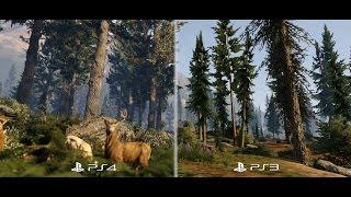 Grand Theft Auto V: PS3 to PS4 Comparison Video
