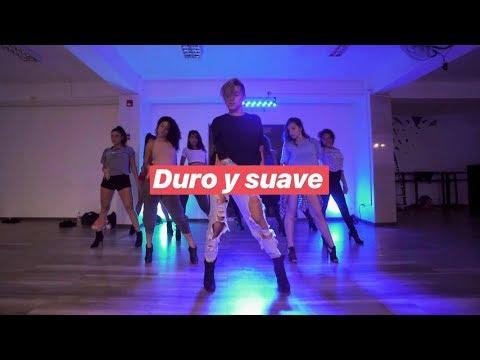 Duro y Suave - Leslie Grace, Noriel Coreografia l Guillermo Alcázar