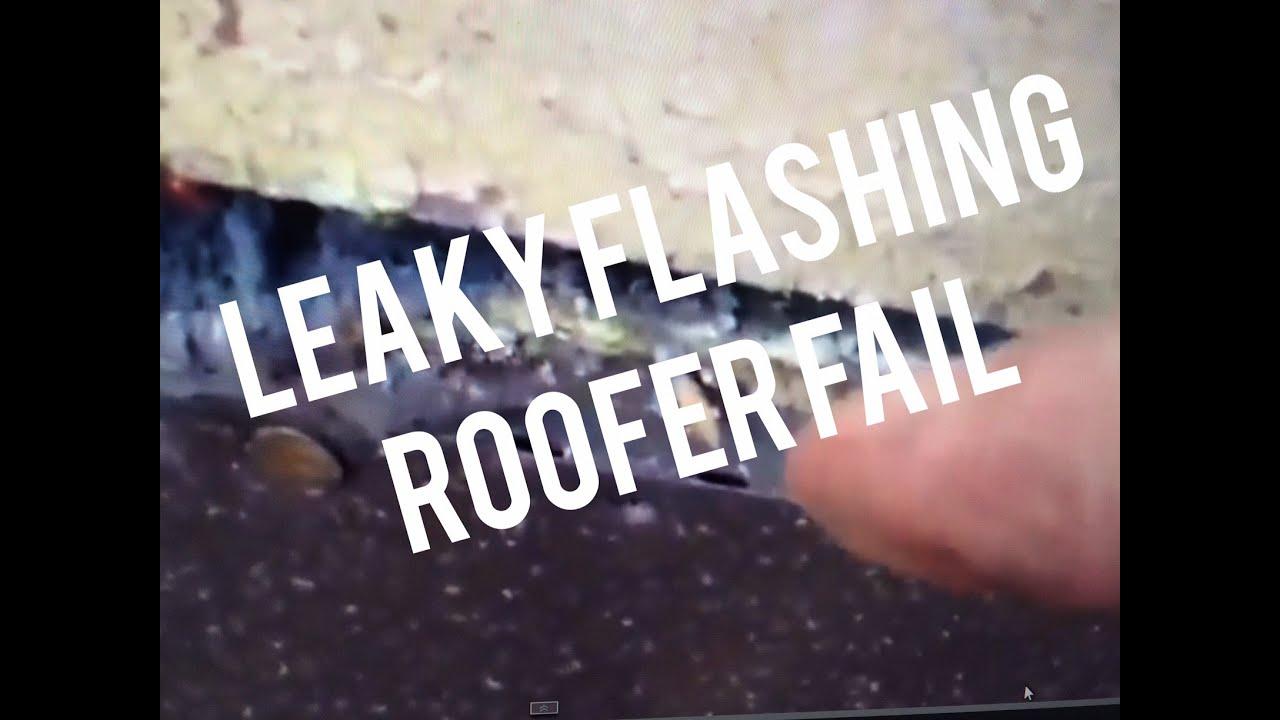 Chimney Leak Repair Leaking Into Ceiling Through Brick