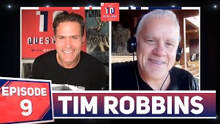 Tim Robbins Opens Up About 'The Shawshank Redemption,' 'Top Gun,' and More   10 Questions