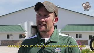 Bar Lee Jerseys - Fazenda leiteira americana destaque mundial na produção de leite com gado Jersey