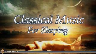 8 HOURS Classical Music for Sleeping: Relaxing Piano Music Mozart, Debussy, Chopin, Schubert, Grieg