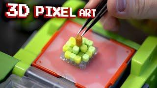 I Got a 3D PIXEL ART Maker - Awful or Amazing?...