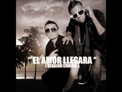 El amor llegara (version Cumbia) - Lo Mas Nuevo Del Reggaeton Romantico 2012 -Doniel y Yonize