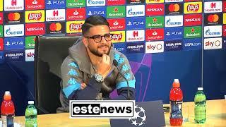 """Verso Napoli-Barcellona, Insigne: """"Messi forte, ma Maradona di più"""""""