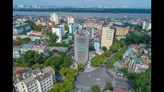 Toàn cảnh Trung tâm Truyền hình Thông tấn xã Việt Nam