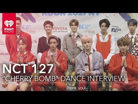NCT 127 on