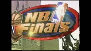 NBA ON NBC INTRO - 1998 NBA FINALS GAME 5 - JAZZ @ BULLS