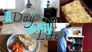 A DAY IN THE LIFE OF A MENNONITE MOM / SPEND THE DAY WITH ME