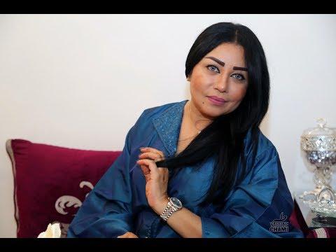 بالفيديو..ها كيفاش كتدوز الفنانة منى أسعد رمضان و هذا جديدها