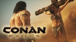 Conan Exiles - Cinematic Trailer