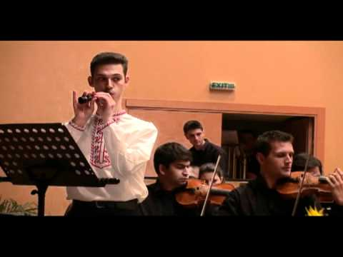 Vasil Belezhkov - 'The Gold-fingered' suite for kaval and symphonic orchestra /in memory of Stoyan Velichkov/ - 3rd movt.