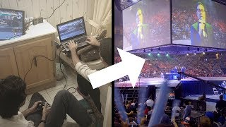 How Tournaments Go from 10 to 10,000 People [4k]