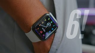 Apple Watch Series 6 Review!