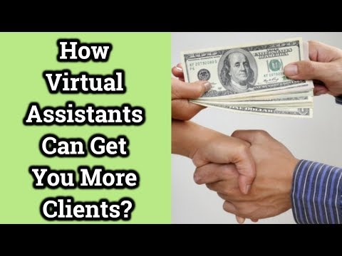 How Virtual Assistants Can Get More Clients