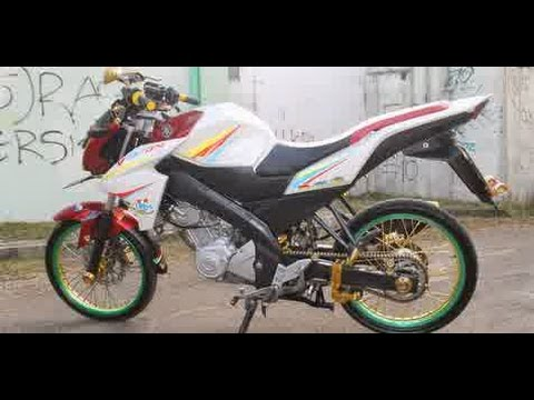 Motor Trend Modifikasi Video Modifikasi Motor Yamaha New Vixion