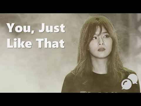 Seulgi (슬기) - You, Just Like That (그대는 그렇게) - [Eng/Lyrics]