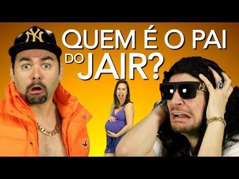 Baixar QUEM É O PAI DO JAIR? | Paródia Talk Dirty - Jason Derulo