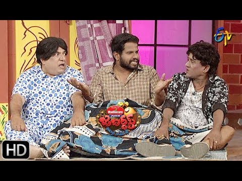 Hyper Aadi, Raising Raju Performance   Jabardasth    25th April 2019   ETV Telugu