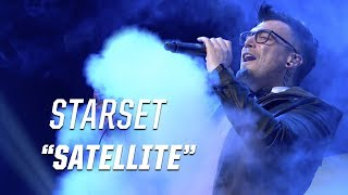 "Starset Put a ""Satellite"" Into Orbit - 2017 Loudwire Music Awards"