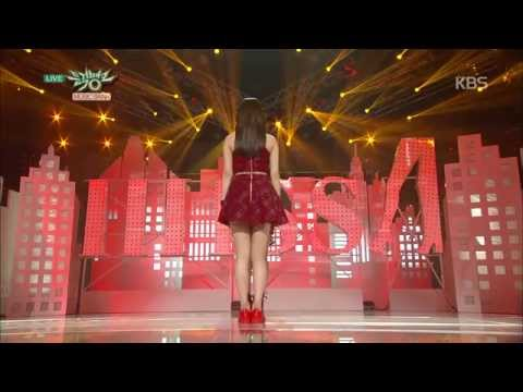 [HIT] 뮤직뱅크 - 미스에이(miss A) - Love Song + 다른 남자 말고 너(Only You).20150403