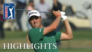 Justin Thomas' extended highlights | Round 4 | Mexico Championship