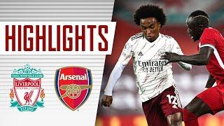HIGHLIGHTS | Liverpool vs Arsenal (3-1) | Premier League