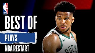 Best Of Plays | NBA Restart