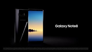 Samsung Galaxy Note8 Introduction Video