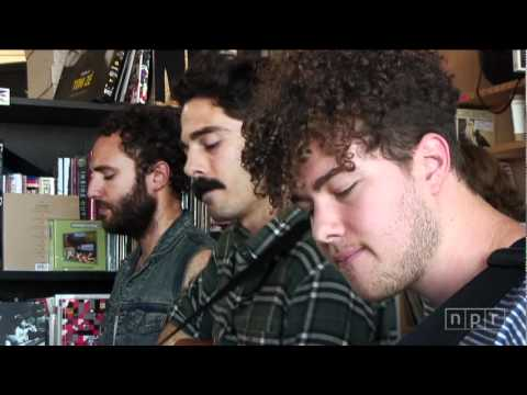 Local Natives: NPR Music Tiny Desk Concert