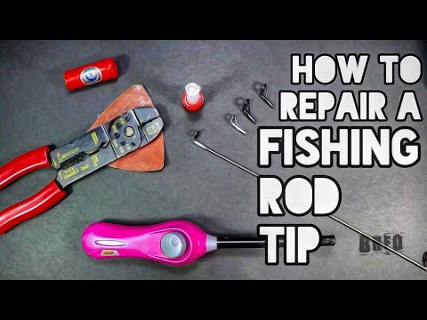 Repairing Rod Tips