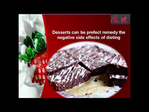 How cake is beneficial for health ? observe it.