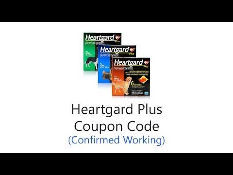 Heartgard Plus 15% Off Coupon Code