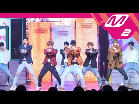 [MPD직캠] JBJ 직캠 4K '꽃이야(My Flower)' (JBJ FanCam) | @MCOUNTDOWN_2018.1.18