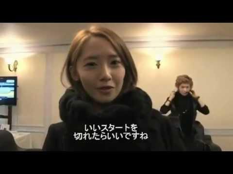 SHINee The 1ST Concert DVD behind scene yoona seohyun yuri cut
