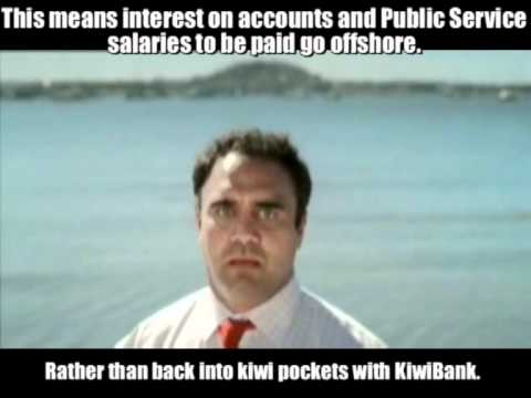 Westpac New Zealand - Sustainable Greed